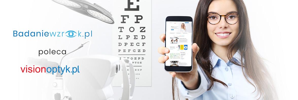 bezpłatne badanie wzroku vision optyk